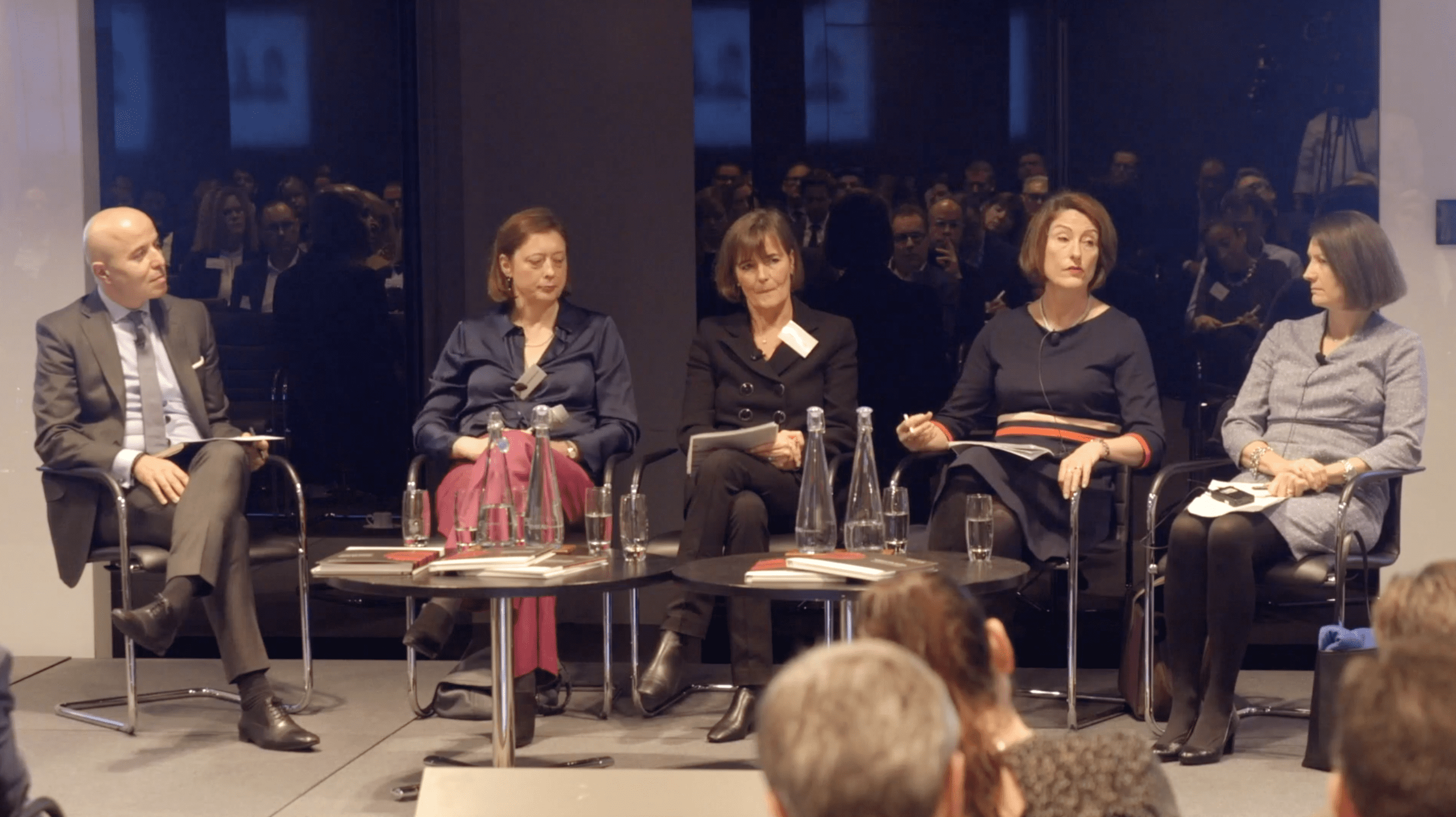 Making the Transition from Executive to Non-Executive – Panel Event
