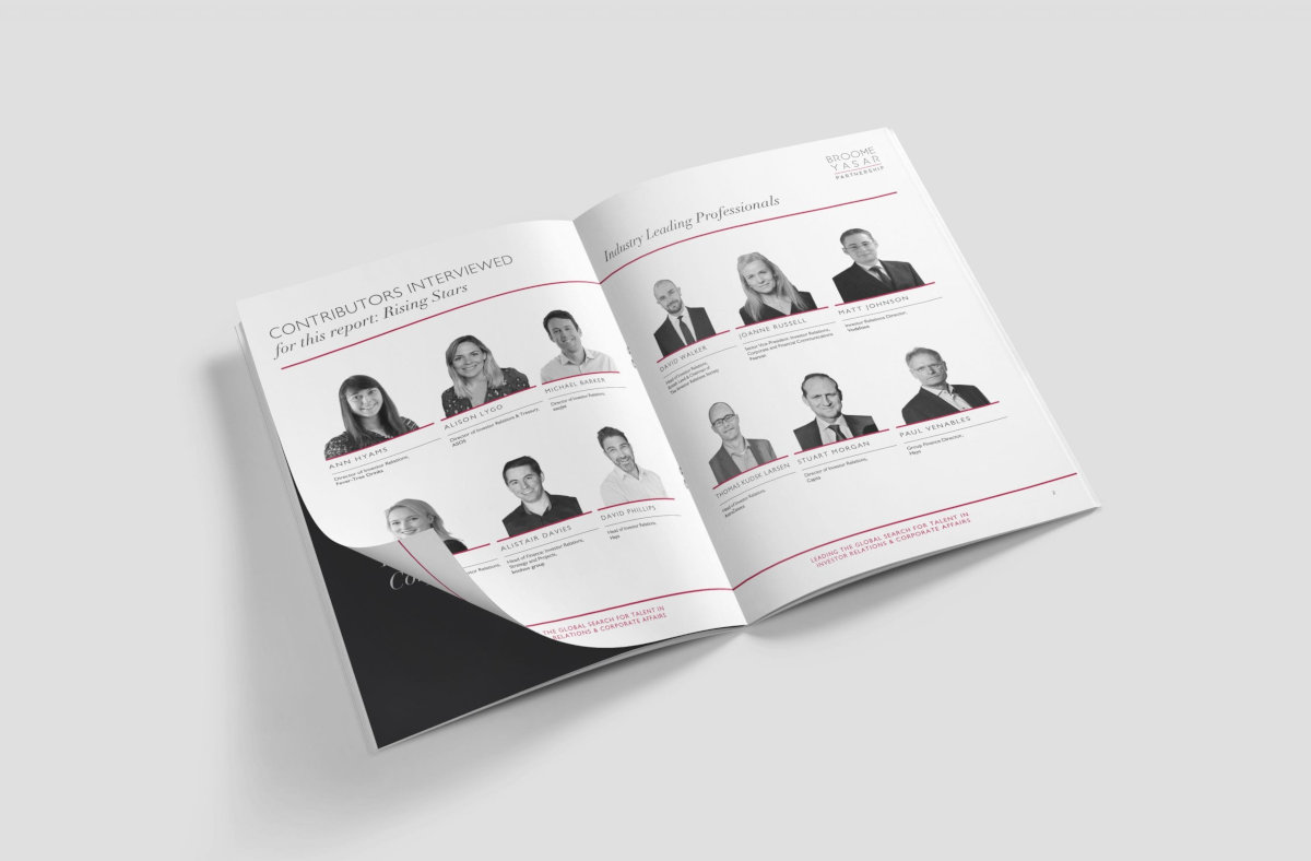 Rising Stars in Investor Relations Stand Out or Stand Aside:  A Study of the Key Building Blocks to Becoming a Standout IRO